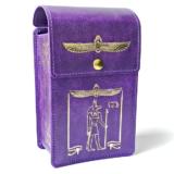 Футляр для Карт Сета (фиолетовый)