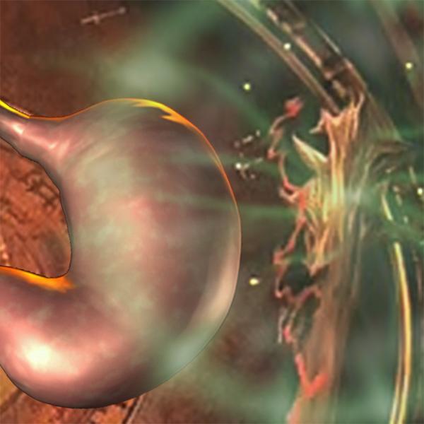 Видеозаклинание «Лечение желудка»