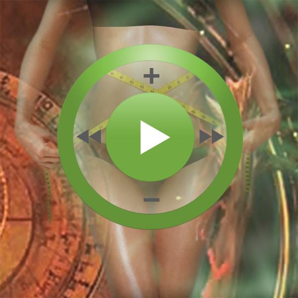 Видеозаклинание «Похудение» для прибора Гекс-1