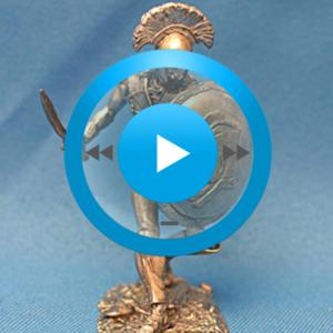 Видеозаклинание «Щит Гефеста» для прибора Гекс-1