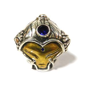 №a22 Кольцо «Культ Инитаксы»