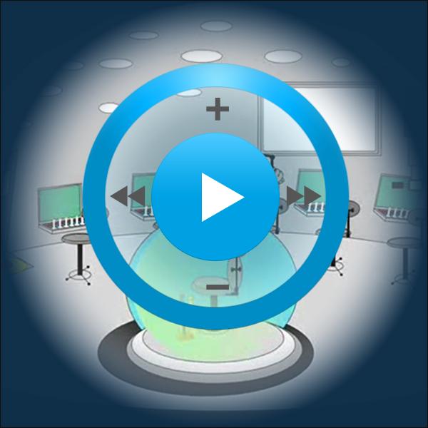 Видеозаклинание «Машинный зал» для прибора Гекс-1
