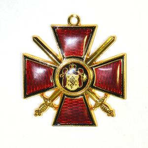 Артефакт Крест Св. Владимира