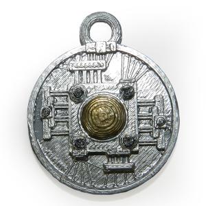 №a68 Биочип с росписью Магистром