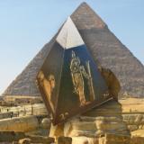 9. Подземелье в Пирамиде Хеопса. Мандала к Пирамиде Проекционной