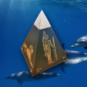 12. Дельфины в Океане. Мандала к Пирамиде Проекционной