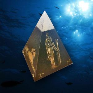 14. В глубинах океана. Атлантика. Мандала к Пирамиде Проекционной