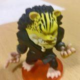 №a256 Тигр оборотень