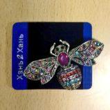 №a320 Брошь бабочки