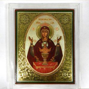 №a529 Икона Неупиваемая Чаша