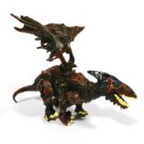 №a542 Дракон Хищник