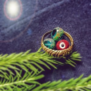 №a582 Кольцо Яххотеп