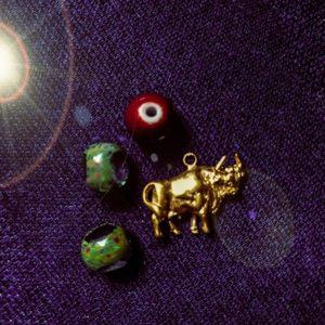 №a593 Золотой телец
