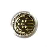 №a696 Монета Бомбер