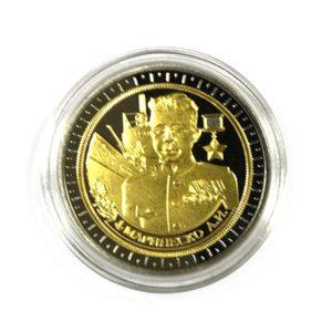 №a0717 Монета Тайные действия