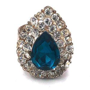 №a1060 Кольцо Благородное Сердце