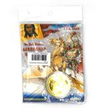 №a1039 Монета Король Мечей