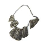 №a1135 Колье Защита Фараона