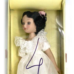 №463 Кукла Суккуб Женщина в белом