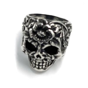 №a1467 Перстень Тибетский череп