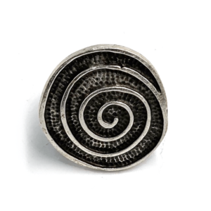 №a1537 Кольцо Спираль Развития