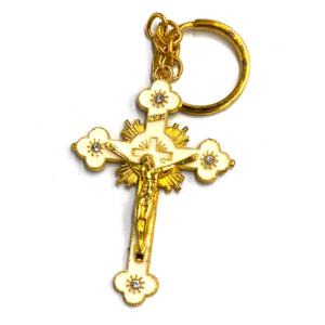 №a1554 Белый крест – Благословение