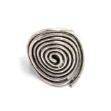 №a1582 Кольцо Спираль времени