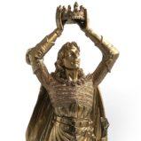 №a1641 Статуэтка Король Артур