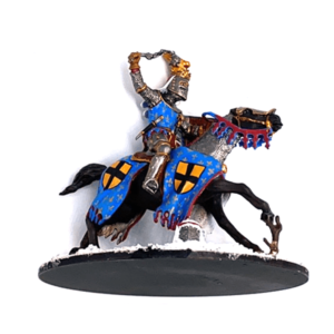 №av007 Авейша – Синий рыцарь