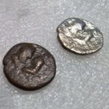 №a1668 Монета увеличения денежной емкости (Серебро)