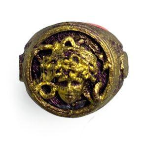№a1736 Кольцо – печать Горгона