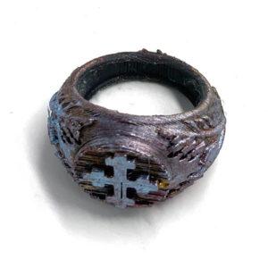 №a1801 Перстень Конкистадора