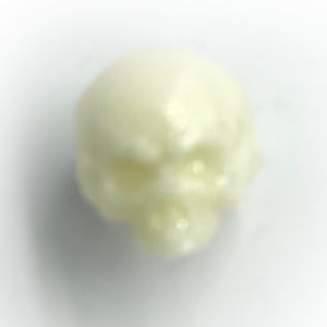 №a1812 Перстень Старый череп