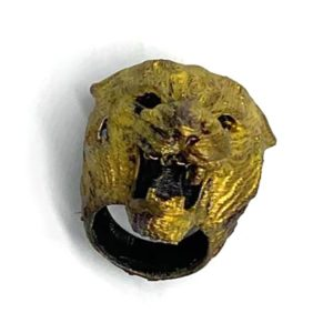 №a1813 Кольцо Ягуара