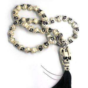 №a1831 Ожерелье Пляска Смерти